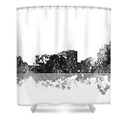 Reno Nevada Skyline Shower Curtain