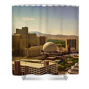 Reno Shower Curtain
