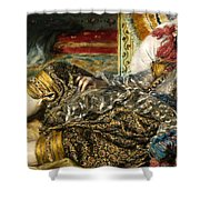Renoir: Odalisque, 1870 Shower Curtain
