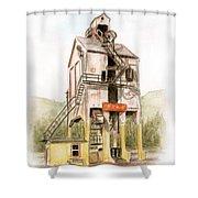 Renovo Pa Shower Curtain