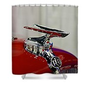 Reo Pickup Shower Curtain