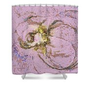 Reptilians Naked  Id 16099-033604-13440 Shower Curtain
