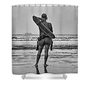 Rescue Me Shower Curtain