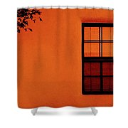Residential Style Shower Curtain