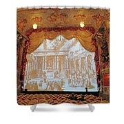 Residenz Theatre 1 Shower Curtain