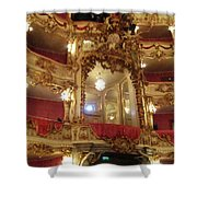 Residenz Theatre 5 Shower Curtain