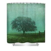 Resolution Shower Curtain