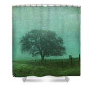 Resolution Shower Curtain