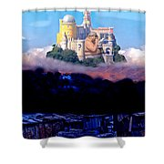 Resolve Two Shower Curtain