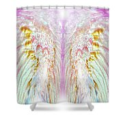Ressurrection Of Love Shower Curtain