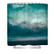Resting Waters Shower Curtain