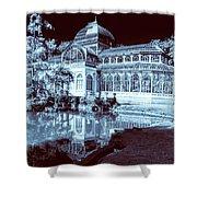 Retiro Park Crystal Palace Shower Curtain