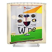 Retractable Banners- Effective Marketing Strategy Shower Curtain