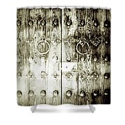 Retreat Extreme Shower Curtain