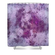 Retroposition Formation  Id 16099-011108-26410 Shower Curtain