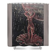 Return Of The Gods. Birth Of Venus Shower Curtain