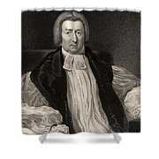 Rev Robert Gray 1762 To 1834 Bishop Of Shower Curtain