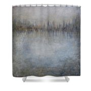 Revelations Abstract Art Shower Curtain