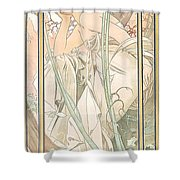 Reverie Du Soir Shower Curtain