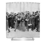 Revolution Of 1917 Shower Curtain