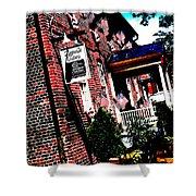 Reynolds Tavern Annapolis Shower Curtain