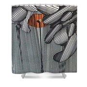 Rfb0100 Shower Curtain by Robert F Battles