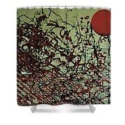 Rfb0200 Shower Curtain by Robert F Battles