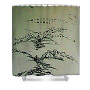 Rfb0209 Shower Curtain