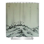 Rfb0212-2 Shower Curtain