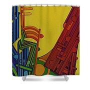 Rfb0303 Shower Curtain