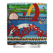 Rfb0403 Shower Curtain