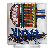 Rfb0410 Shower Curtain