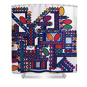 Rfb0412 Shower Curtain
