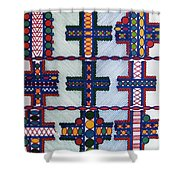Rfb0413 Shower Curtain