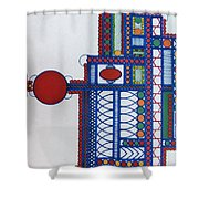Rfb0414 Shower Curtain