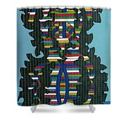 Rfb0417 Shower Curtain