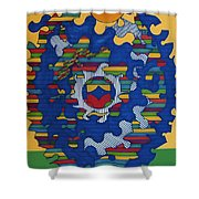 Rfb0419 Shower Curtain