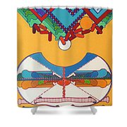Rfb0423 Shower Curtain