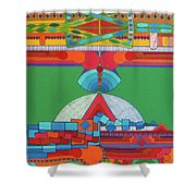 Rfb0428 Shower Curtain