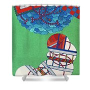 Rfb0429 Shower Curtain