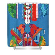 Rfb0431 Shower Curtain