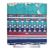 Rfb0432 Shower Curtain