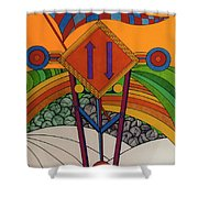 Rfb0506 Shower Curtain