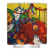 Rfb0507 Shower Curtain