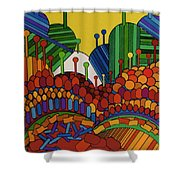 Rfb0508 Shower Curtain