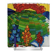 Rfb0510 Shower Curtain