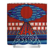Rfb0511 Shower Curtain