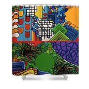 Rfb0516 Shower Curtain