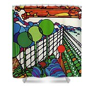 Rfb0520 Shower Curtain