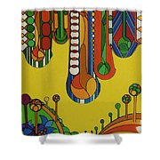 Rfb0521 Shower Curtain